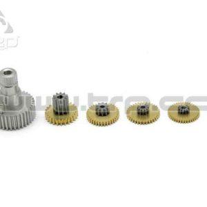 KO Propo Piñones de servo metálicos (PDS-2511 ICS)