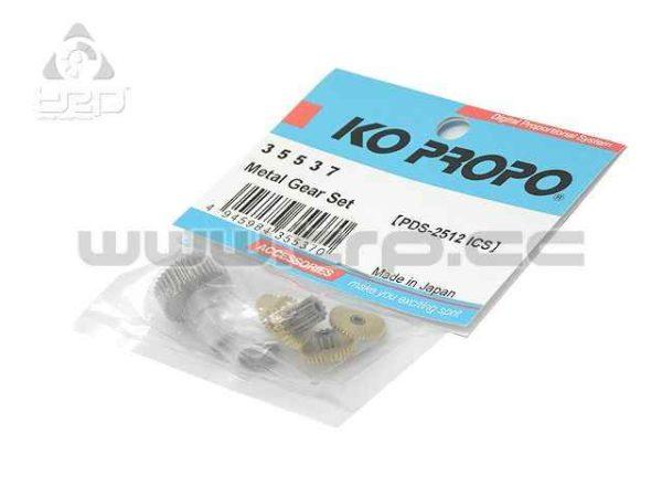 KO Propo Piñones de servo metálicos (PDS-2512 ICS)