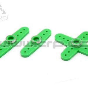 KO Propo Brazo de Servo Plastico/Metal Verde