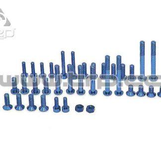 KO Propo Tornilleria completa EX-1 KIY Aluminio Azul