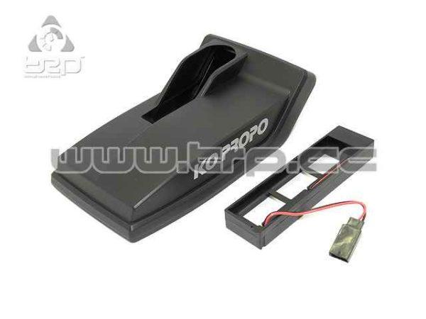 Ko Propo Base de emisora para bateria Li-fe 6.6v 2S (87x30x18mm)