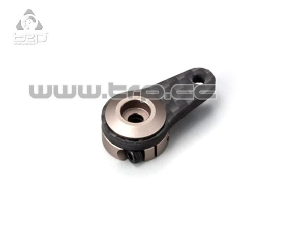 KO Propo Servo Horn en carbono y aluminio (16.5mm)